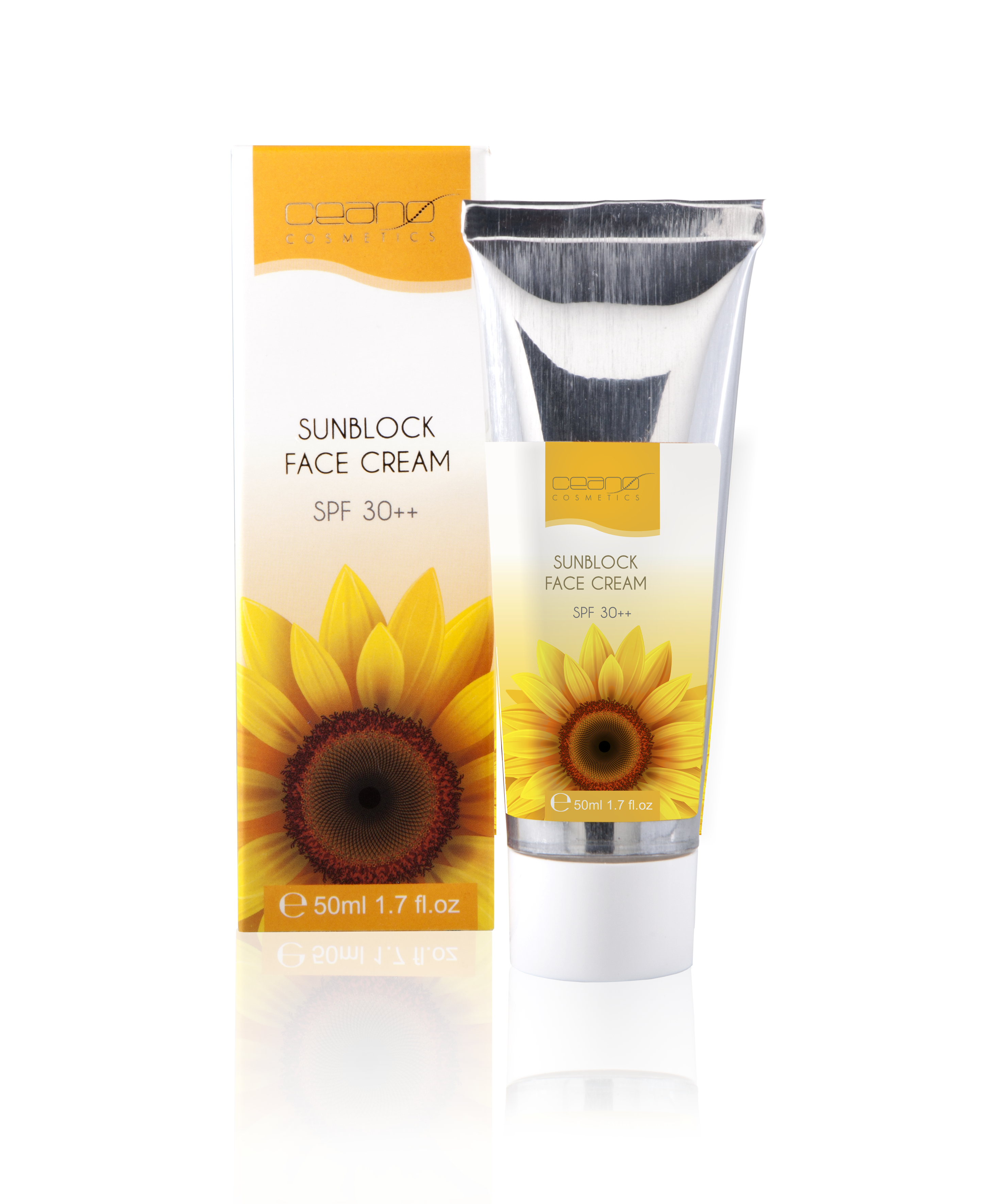 Sunblock Face Cream