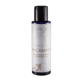 New Macadamia cosmetic oil 100 ml
